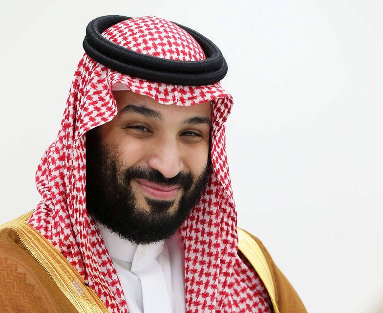 Książę Mohammed bin Salman