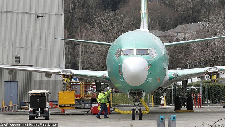 Wszystkie samoloty typu Boeing 737 MAX zostały uziemione po katastrofie w Etiopii.