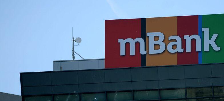 Sąd w Łodzi nie miał wątpliwości. mBank będzie musiał oddać pieniędze frankowiczom