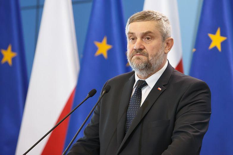 Minister Ardanowski spodziewa się rekordowego wyniku w eksporcie rolnym