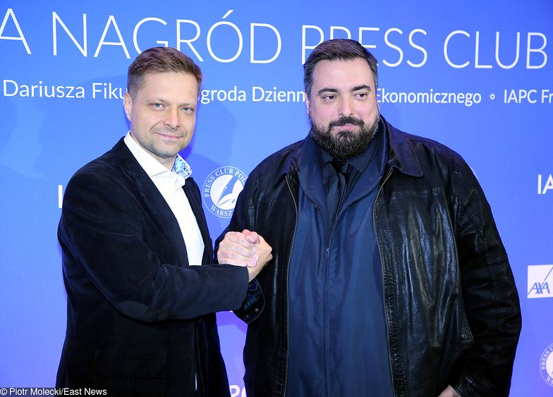 Marek i Tomasz Sekielscy przecinają plotki - dokument o SKOK-ach nie zostanie opublikowany przed wyborami