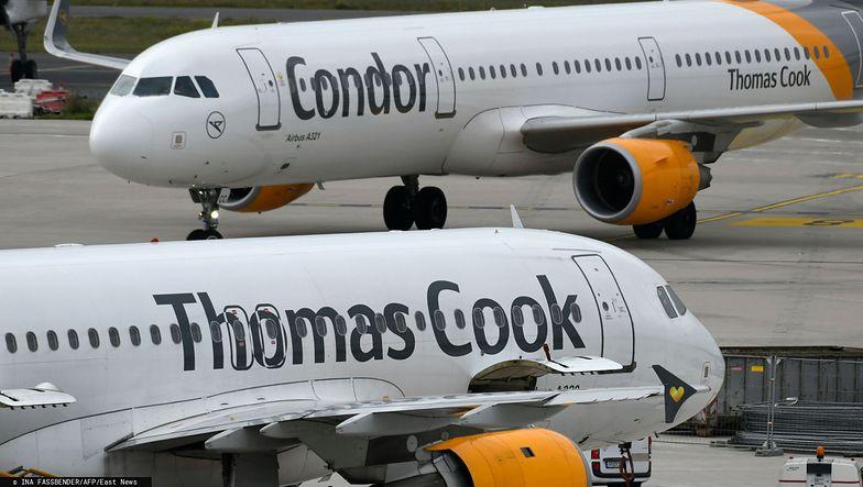 Condor Airlines należał wcześniej do Thomasa Cooka