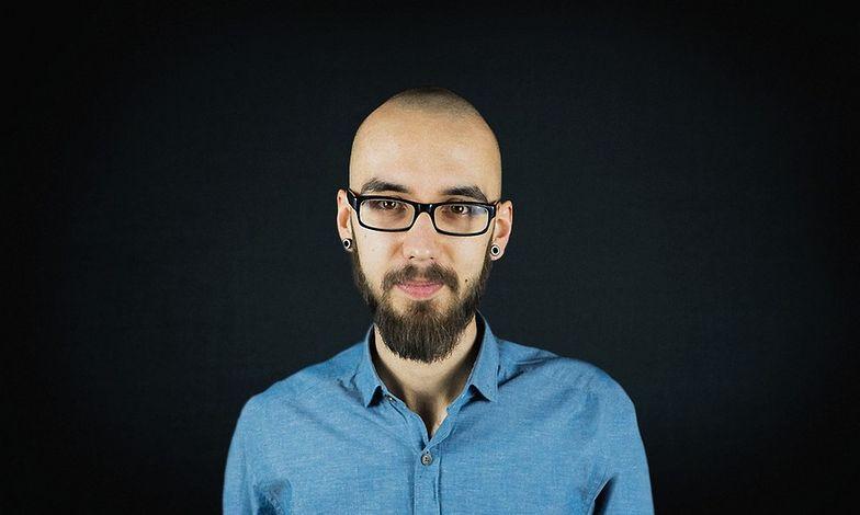 Marcin Sędłak-Jakubowski rzucił pracę nauczyciela, by zostać autorem instrukcji obsługi.