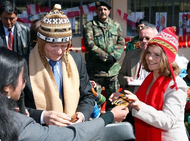 Na początku swojego urzędowania, premier wyruszył do Peru. Później już jednak unikał podobnych wypraw
