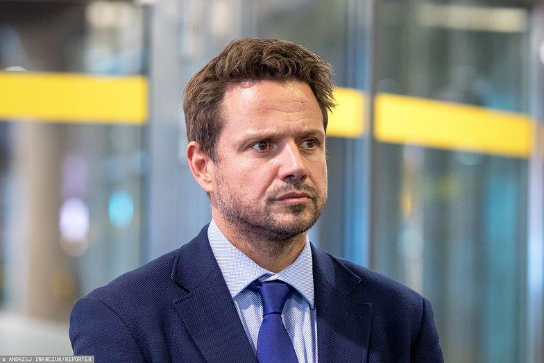 Prezydent Warszawy tłumaczy, że w kwestii podwyżek nie miał wyjścia