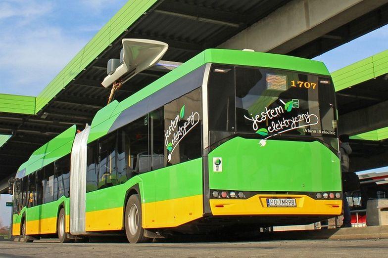 Poznań planuje docelowo kupić 37 nowych pojazdów.