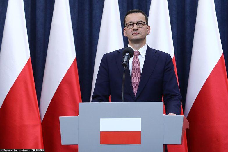 Nowe zasady dla zasiłku opiekuńczego zapowiedział premier Mateusz Morawiecki.