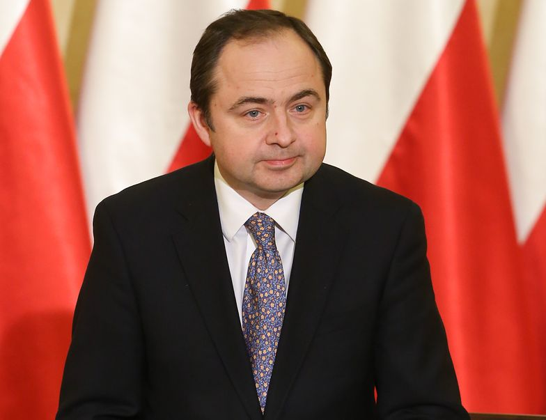 Konrad Szymański został człowiekiem  premiera ds. europejskich. Od wielu lat odpowiada za kontakty z UE.