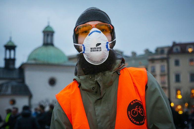 Pełnomocnik rządu chce niższych progów alertów i nowych rozwiązań prawnych dot. monitorowania smogu