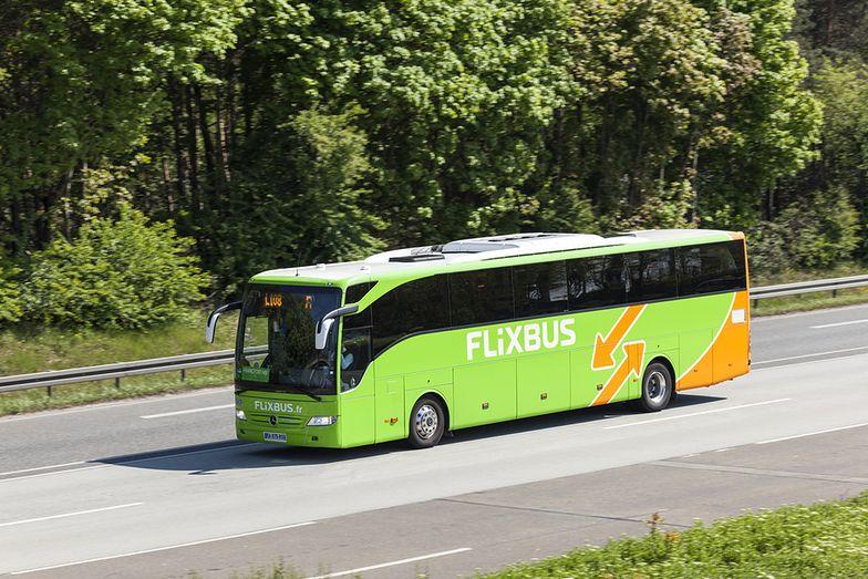 Już niedługo w każdym autobusie FlixBusa będzie można kupić bilet u kierowcy.