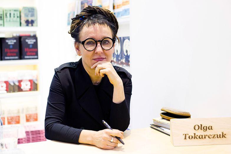 Olga Tokarczuk założy we Wrocławiu Fundację