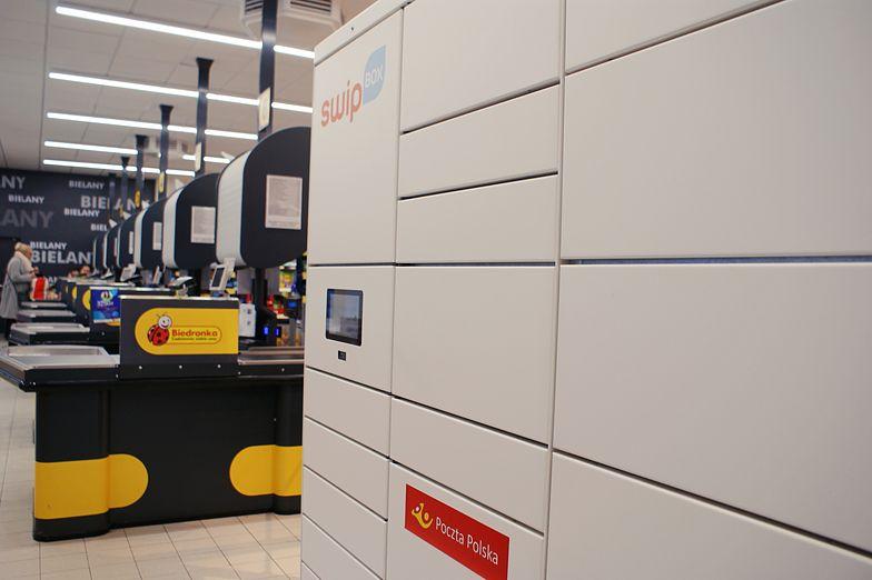 Poczta Polska wprowadza automaty do odbioru przesyłek