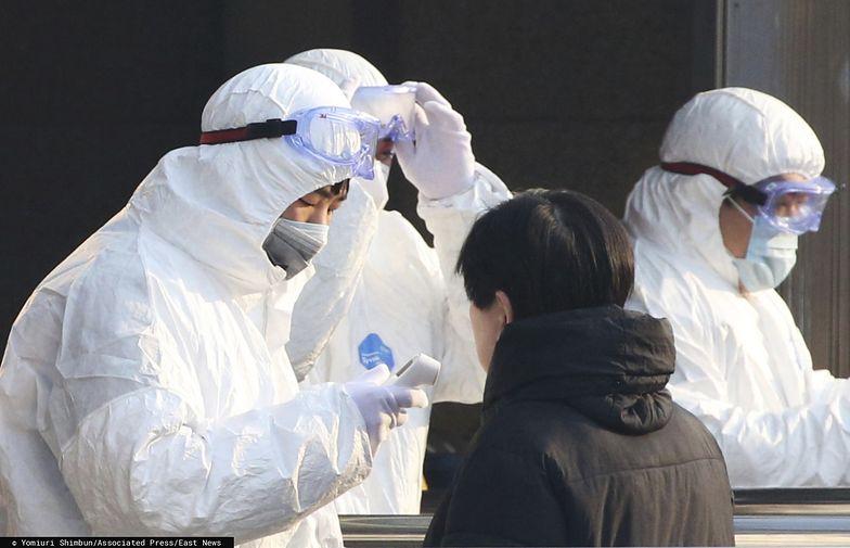 Główny Inspektorat Sanitarny uspokaja, że w przypadku koronawirusa z Chin nie ma powodów do paniki w Polsce