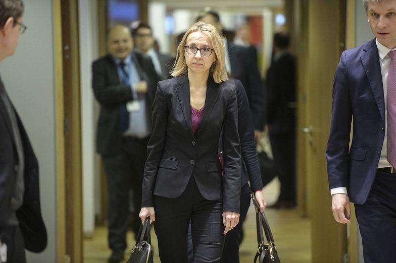 Brexit. Teresa Czerwińska najpoważniejszym kandydatem na wiceszefa EBI.