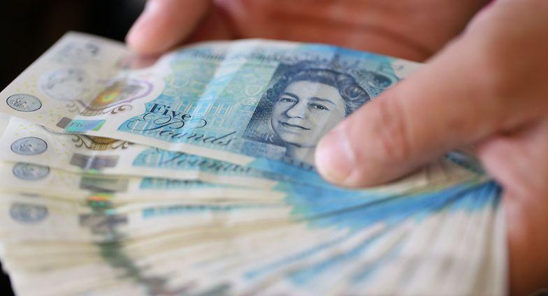 De La Rue drukuje banknoty m.in. dla Banku Anglii