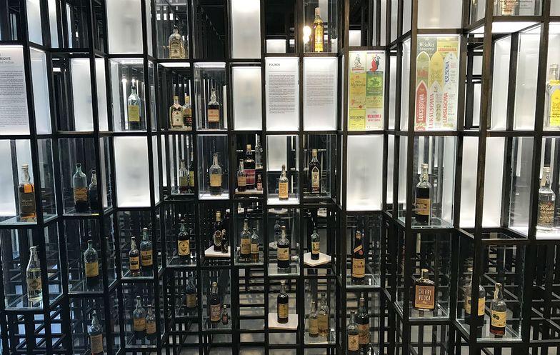 Od prostej Siwuchy, po elegancki produkt eksportowy - tak zmieniał się wygląd polskiej wódki