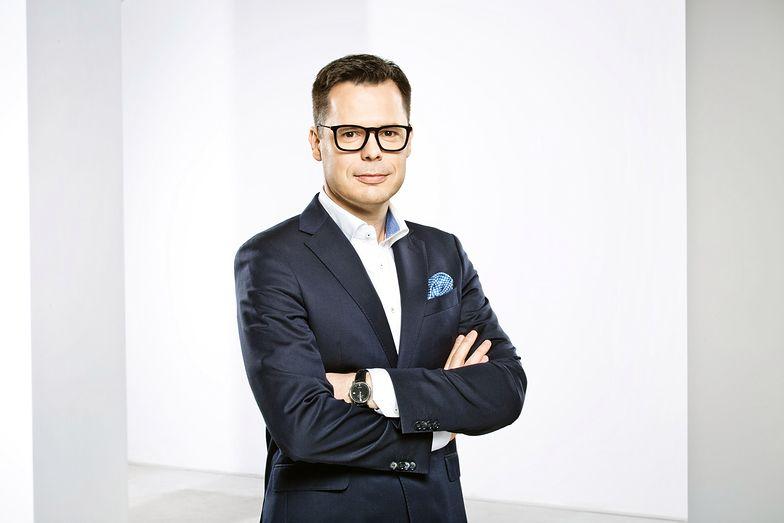 Jacek Świderski stoi na czele Wirtualnej Polski.