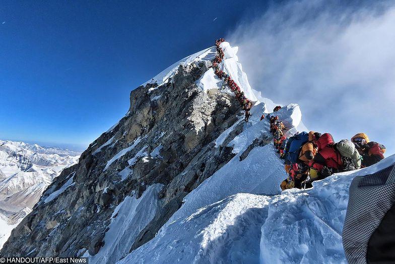 Mount Everest to coraz częściej droga wycieczka do śmiertelnej pułapki