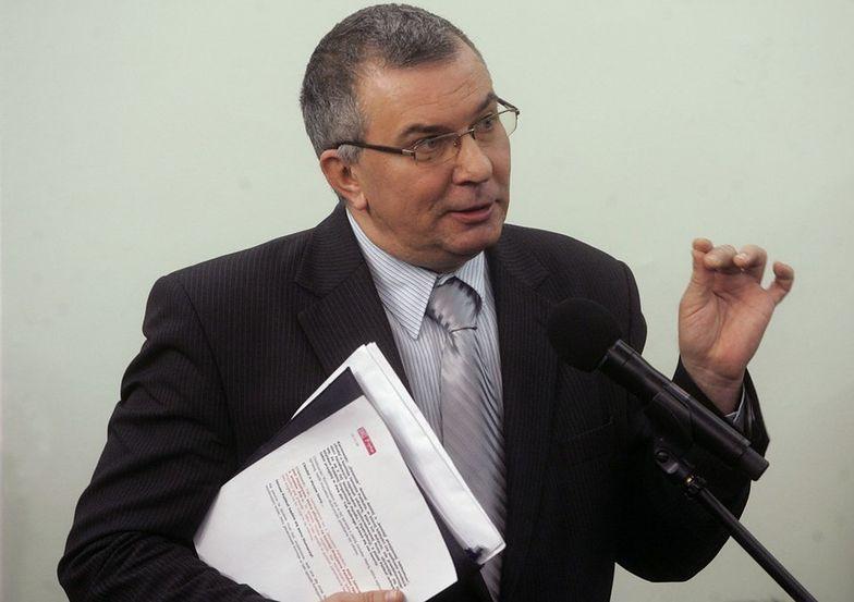 Adam Abramowicz oczekuje jak najszybszego podjęcia działań legislacyjnych.