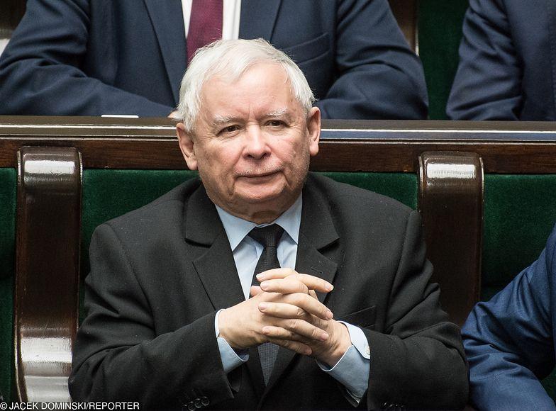 Jarosław Kaczyński wsparł osoby z autyzmem