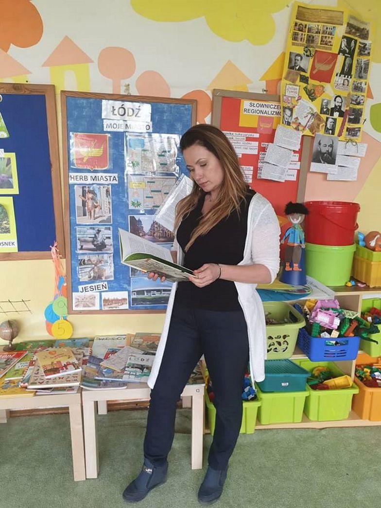 Pani Aneta pracuje w łódzkim przedszkolu. Zarabia 2240 złotych netto.