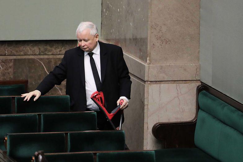 Giertych i Dubois wzywają Jarosława Kaczyńskiego do poddania się badaniu wykrywaczem kłamstw