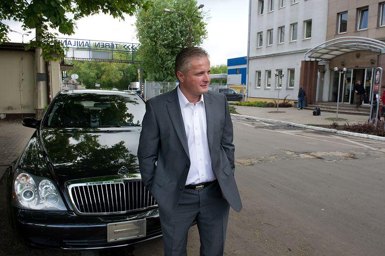 Piotr Misztal to przedsiębiorca działający w branży budowlanej.