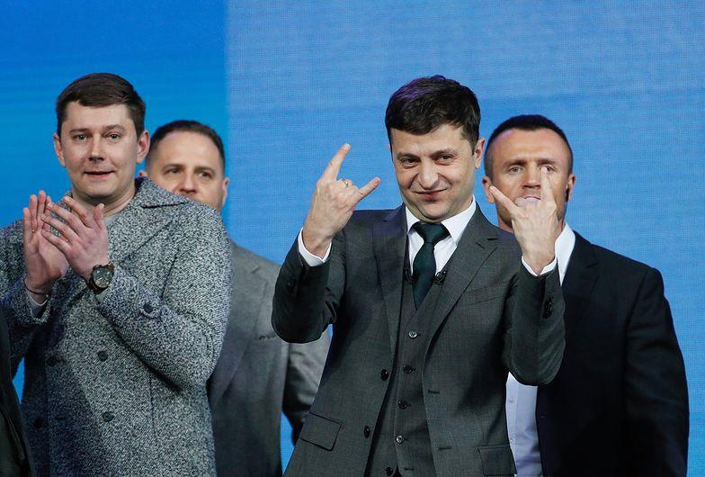 Kołomojski namawia Zełenskiego, by nie spłacał zobowiązań wobec MFW i ogłosił niewypłacalność Ukrainy