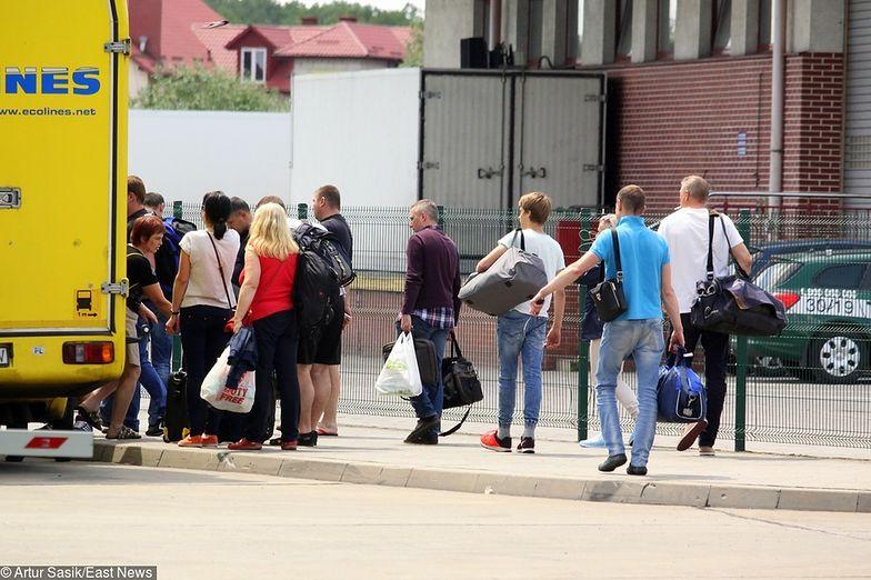 Co ósmy Ukrainiec chce wyjechać z Polski jeszcze w tym roku