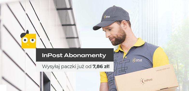 Nowość, InPost Abonamenty