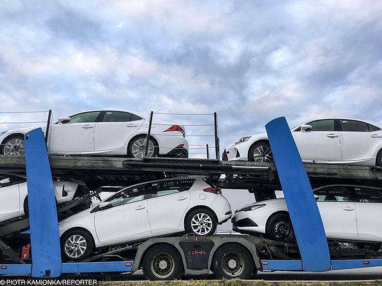 Produkcja aut w Gliwicach spada drugi rok z rzędu