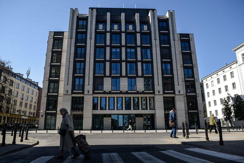 To w Rezydencji Foksal (na zdjęciu) sprzedane zostało najdroższe mieszkanie w 2018 roku