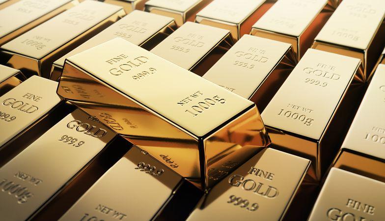 Ceny złota najwyższe od pięciu lat.