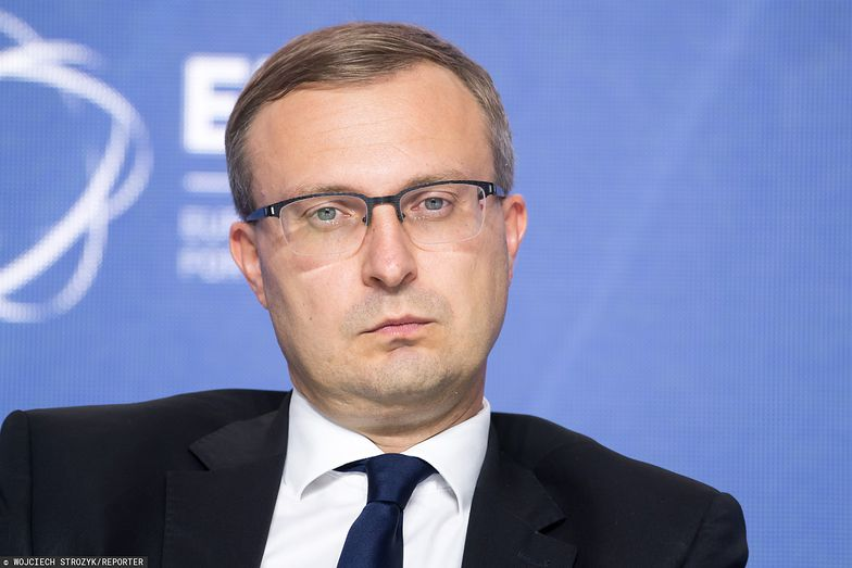 Paweł Borys, szef PFR.