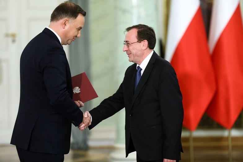 Mariusz Kamiński został powołany do RDS.