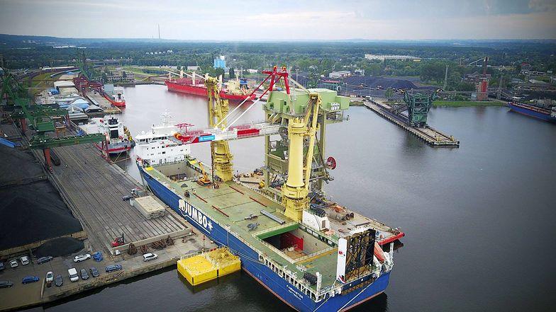 Dwa miasta oferowały Czechom dostęp do morza. Nadal mają port w niemieckim Hamburgu