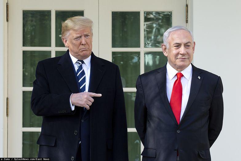 Donald Trump ma we wtorek ogłosić plan pokojowy dla Bliskiego Wschodu. Towarzyszyć ma mu premier Izraela Benjamin Netanjahu