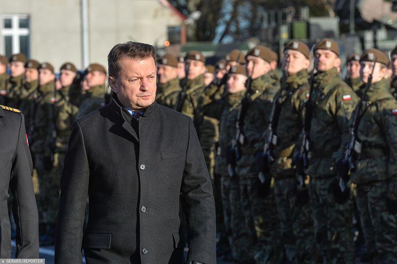 Mariusz Błaszczak poinformował o zakończeniu negocjacji na Twitterze.