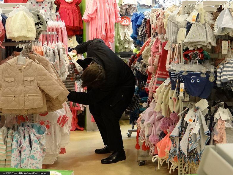 VAT na ubranka dziecięce miał spaść od kwietnia. Resort finansów przesunął zmiany o 3 miesiące. Wszystko przez koronawirusa