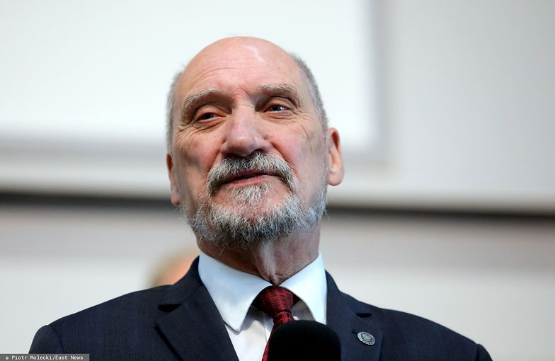 """Projekt """"dezubekizacji"""" wojskowych emerytur powstał, kiedy w MON rządził minister Antoni Macierewicz."""