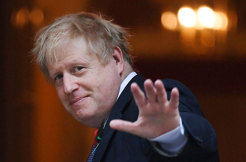 Boris Johnson ma koronawirusa. Premier Wielkiej Brytanii poddał się samoizolacji