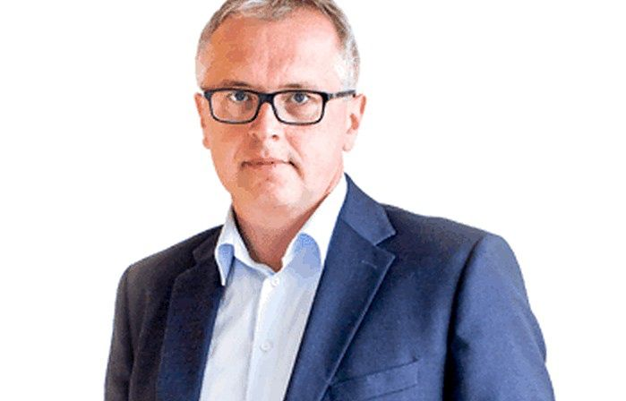 Wiceprezes zarządu ds. finansowych, Konrad Marchlewski.