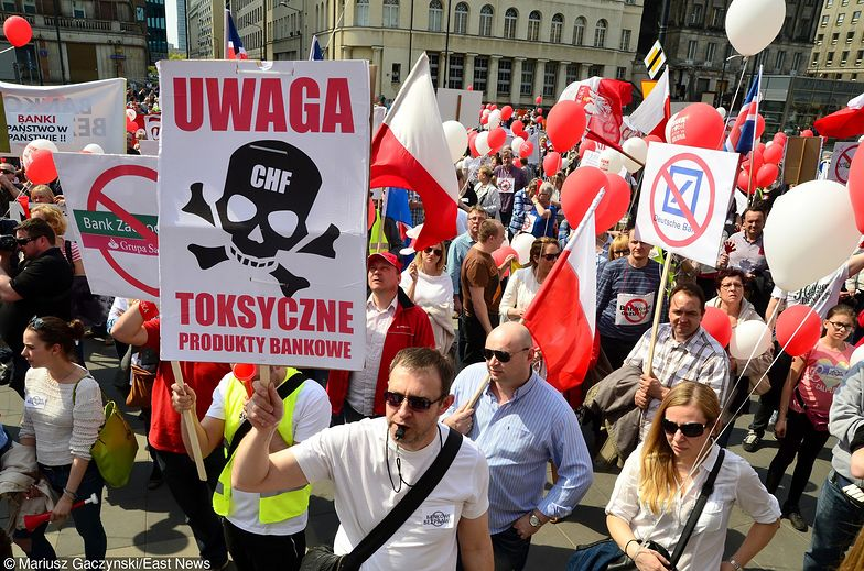 Magdalena Owoc w czwartek wraz z innymi frankowiczami walczącymi o swoje prawa, oglądać będzie transmisje na żywo z TSUE.