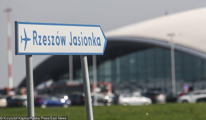 Posłowie PO pytają o loty samolotów rządowych na lotnisko w Jasionce