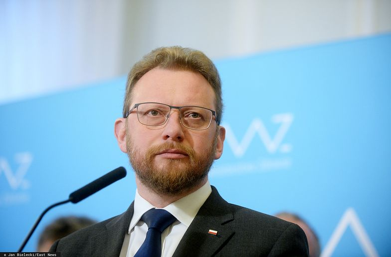 """Łukasz Szumowski podkreślił, że ministerstwo zdrowia """"analizuje"""" sytuację wizyt, które nie doszły do skutku."""