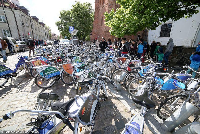 Polacy pokochali usługi współdzielonych usług miejskich