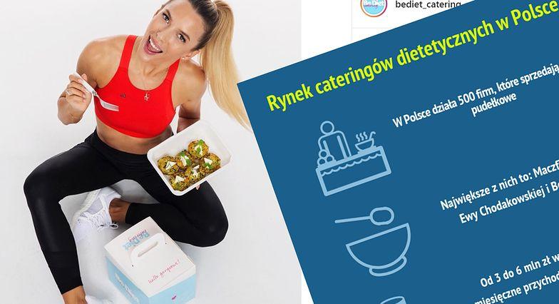 Maczfit, BeDiet Ewy Chodakowskiej i BodyChief – te firmy rządzą w cateringach dietetycznych.