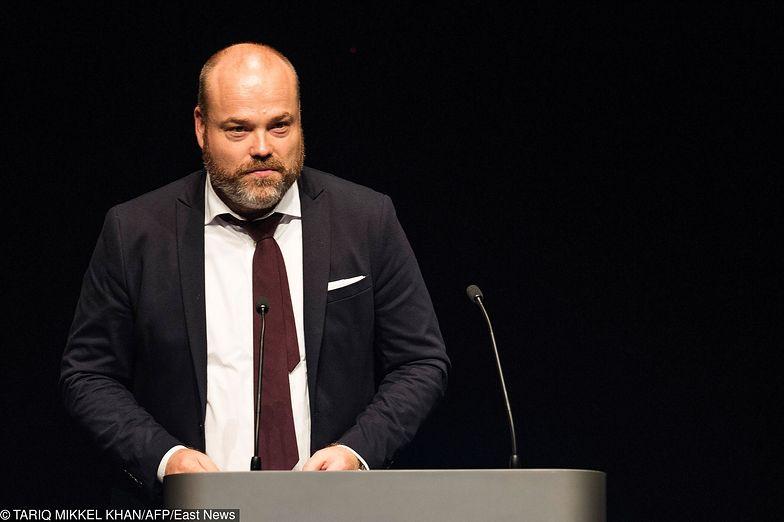 Najbogatszy Duńczyk Anders Holch Povlsen.