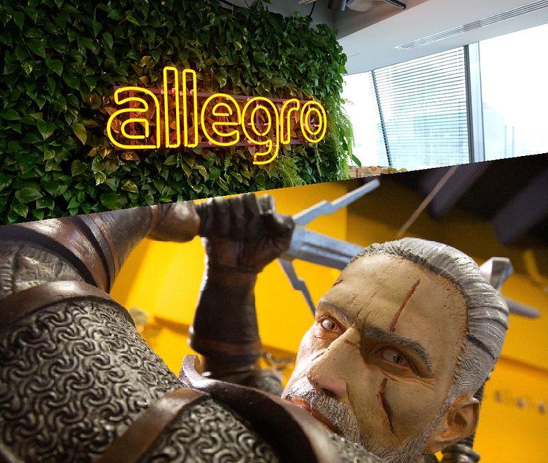 W Polsce udało się wyhodować Allegro i CD Projekt. Google zwraca na to uwagę swoim najnowszym raporcie.