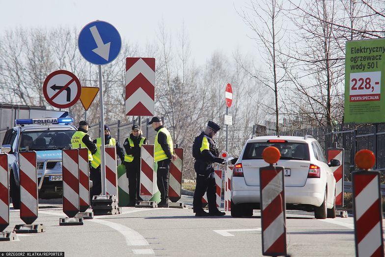 17 marca Unia Europejska podjęła decyzję o zamknięciu granic zewnętrznych.